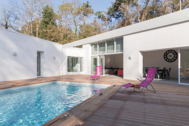 Villa 4 chambres - Longeville sur Mer
